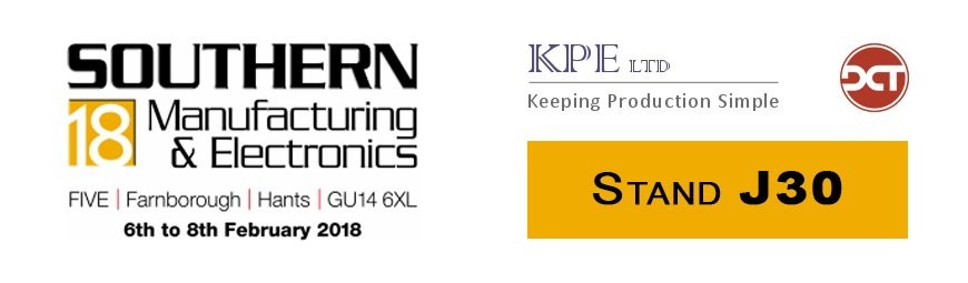 DCT at Southern Manufacturing & Electronics 2018