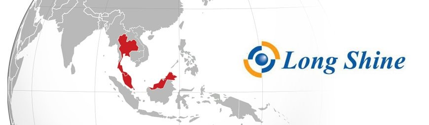 DCT penetrates the southeast Asia